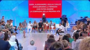 """Ilaria e Massimo: Il """"pacato"""" confronto"""