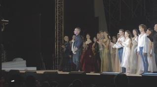 Witty Parterre – La prima di Romeo e Giulietta