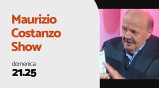 Una nuova puntata del Maurizio Costanzo Show…